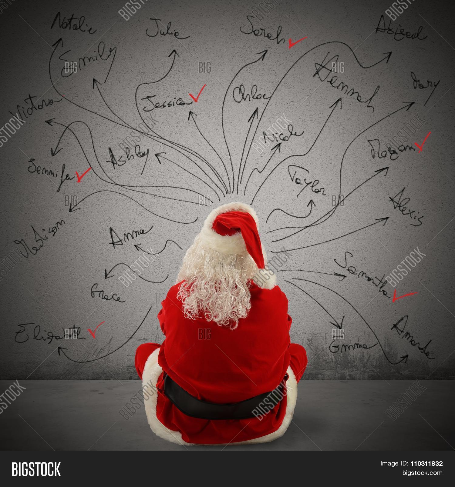 List Christmas Gift Image & Photo (Free Trial) | Bigstock