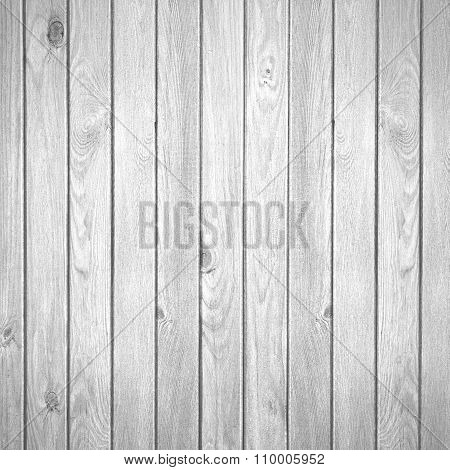 White Wooden Rustic Background