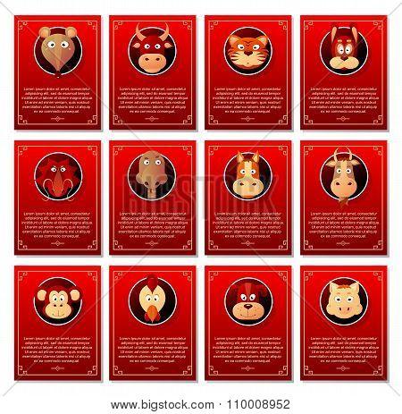 Short horoscope for Chinese zodiac