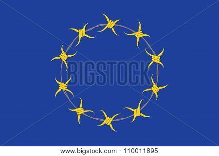 European Union Flag Alternative