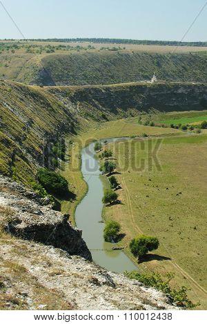 Republic Of Moldova, Orhei Vechi/orheiul Vechi Nature Reservation