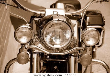 Hog, Head Lamp