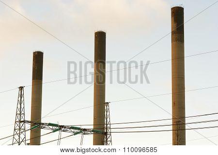 Flue Gas Stacks
