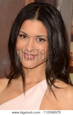 LOS ANGELES - NOV 30:  Julia Jones at the