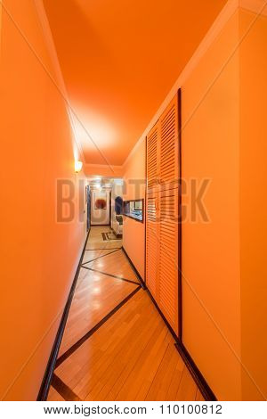 Orange Corridor