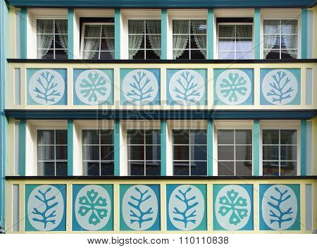 Ancient Unique Windows.