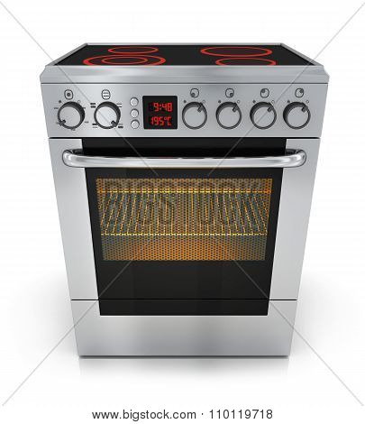 Modern Electric Cooker