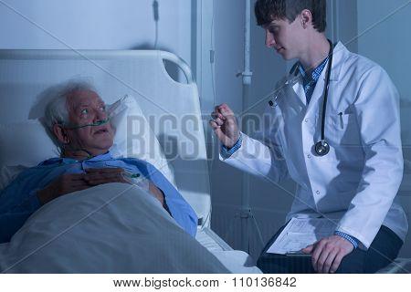 Hospice Care Ward
