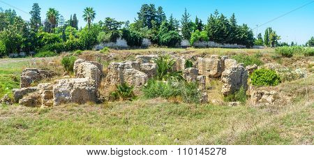 The Ruins Under The Earth