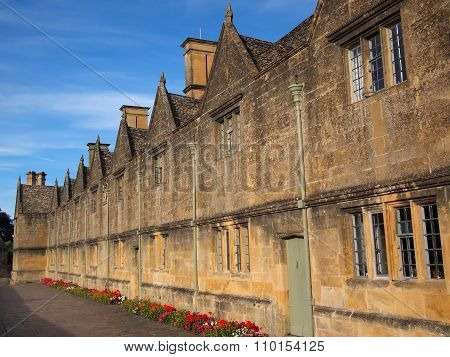 The Almshouses