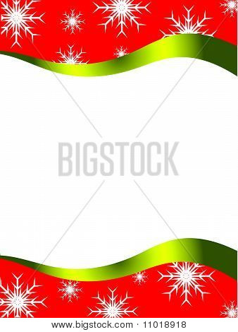 Vector christmas stationary