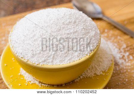 Cup Of Sorbitol Sweetener