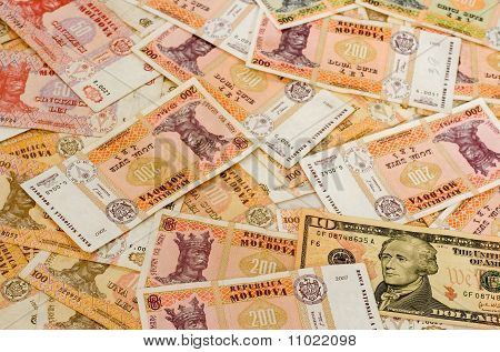 Textures Money Banknote Currency