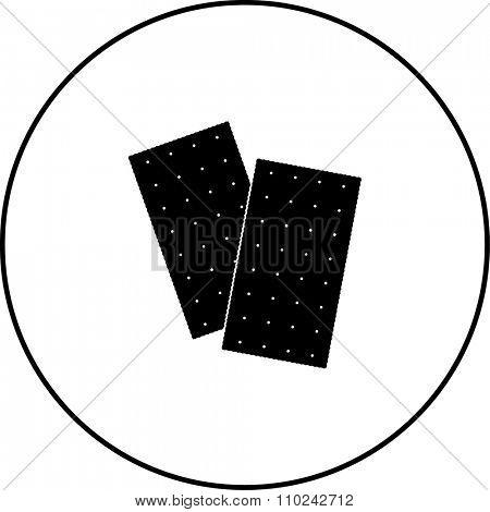 saltine crackers symbol