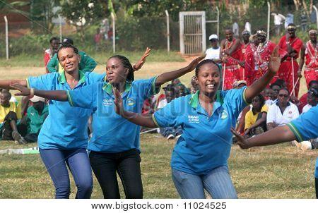Rwandan dance