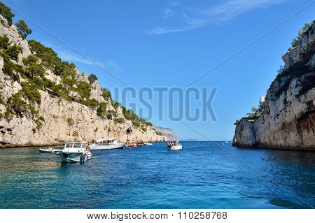 Calanques, Cassis, France