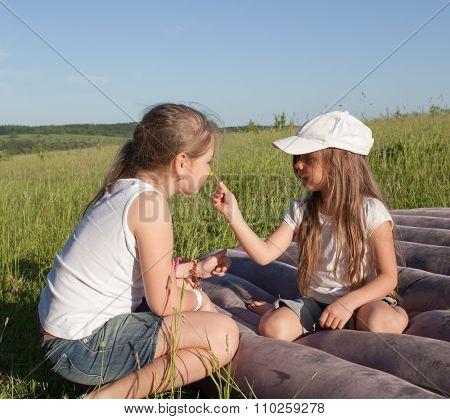 Camping Sisters