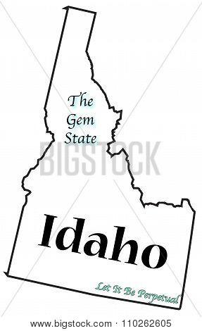 Idaho State Motto And Slogan