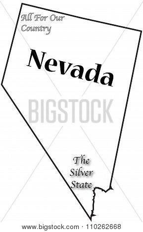 Nevada State Motto And Slogan