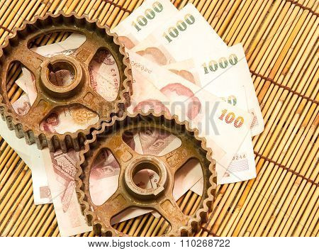 Gears And Currency