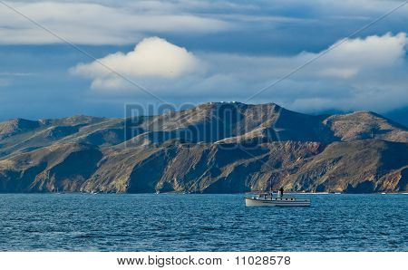 San Francisco Bay and Marin Headlands