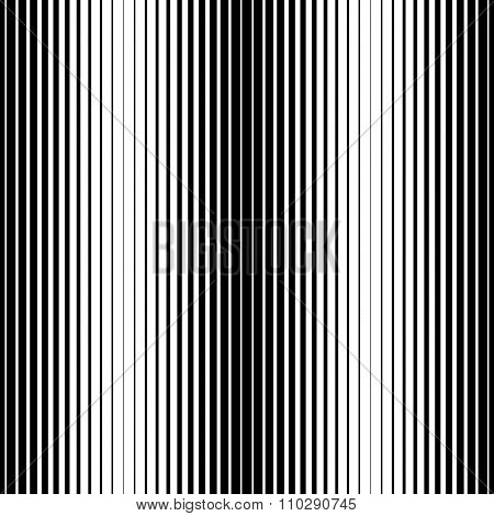 Straight, Parallel Vertical Lines. Lineal, Linear Backdrop. Vertically Seamless.