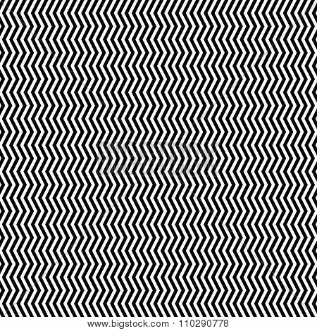 Vertical Zig Zag, Jagged Lines Seamless Pattern.