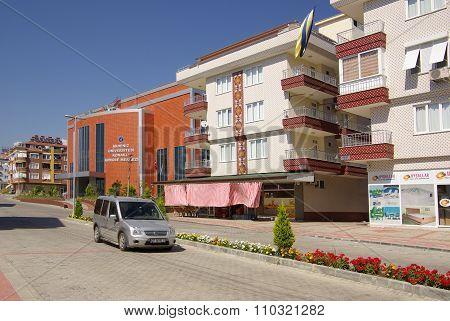 Universitet Akdeniz Konakly Konferents-tsentr