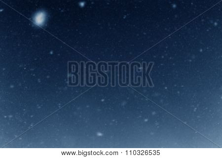 snow falling texture night sky background blur