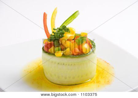 Vegetarian Starter