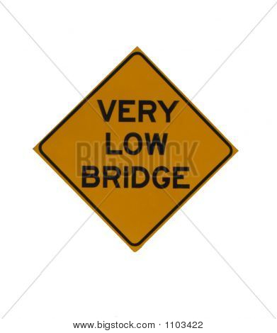 Very Low Bridge