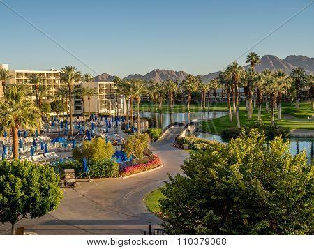 the JW Marriott Desert Springs