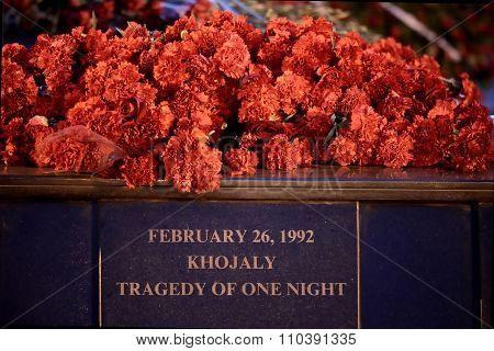 Khojaly Tragedy of One Night February 216, 1992