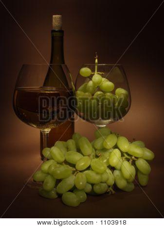 Still Life With Grape