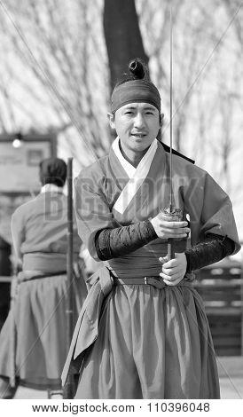 Korean Ssaurabi