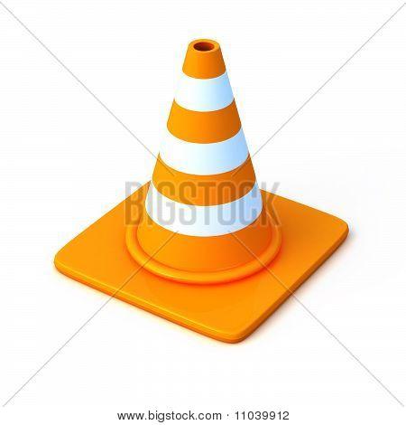 the 3d traffic cones