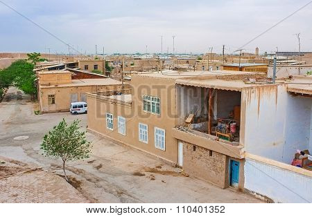 The Street Of Khiva