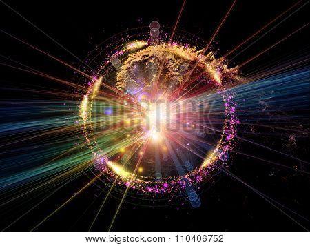 Metaphorical Quantum Wave