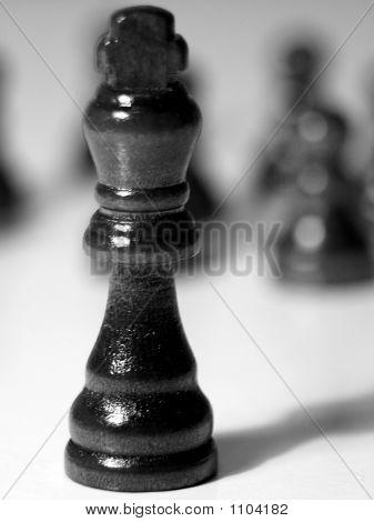 Metaphor - King And Pawns