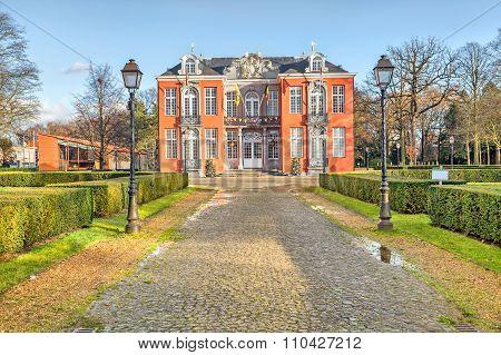 Sorghvliedt Castle In Hoboken, Antwerp