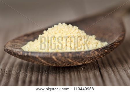 close up of cous-cous