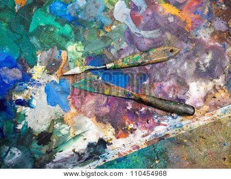 Artistic  Palette Knifes