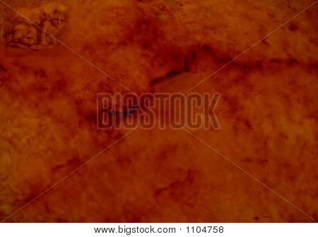 orange burnt type marble layout for web page poster