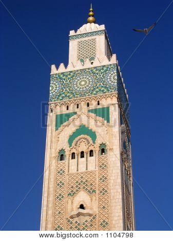 Minaret,Morocco,Casablanca.