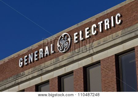 Ft. Wayne IN - Circa December 2015: General Electric Factory. GE is the world's Digital Industrial Company III