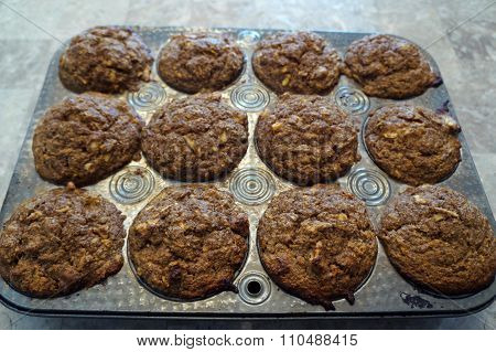 Tin of Muffins