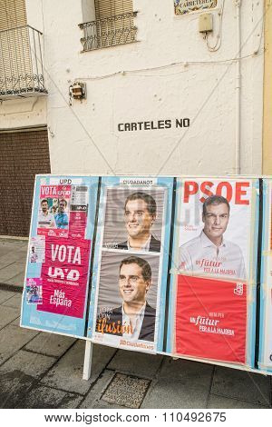 Spain 2015 Elections