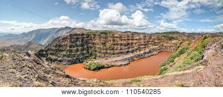 Ngwenya Iron Ore Mine - Swaziland