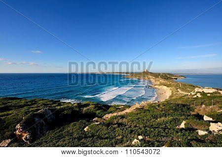 Peninsula Of Cape San Marco