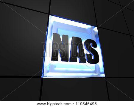 NAS (Network-attached storage)